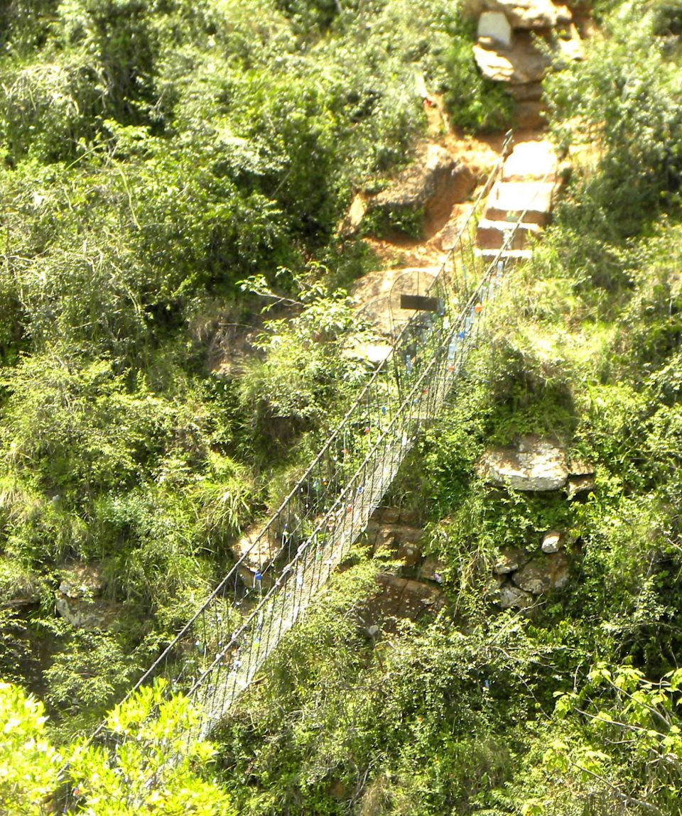 Kitengela Glass Bridge