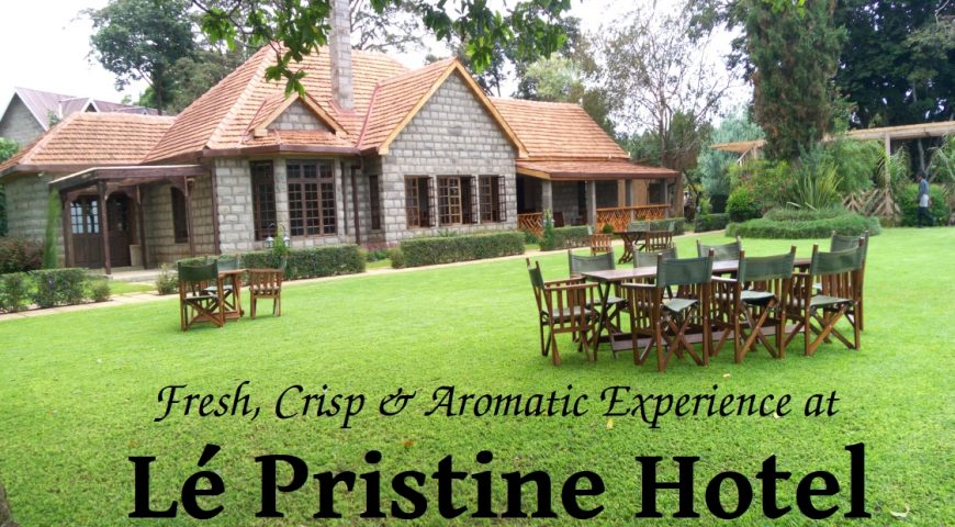 Lé Pristine Hotel - Beads Safaris Collection Cover PIC