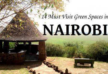 NAIROBI- Green Spaces - Beads Safaris