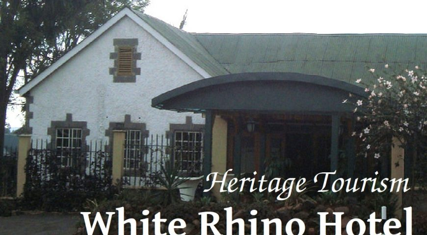 White Rhino Cover PIC
